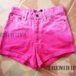 High Waisted Pink Shorts C..